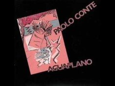 Hesitation - Paolo Conte - YouTube