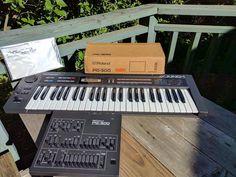 11 Best Roland JX-10 (Super JX) synthesizer + PG800 controller