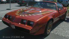 Pontiac Firebird Trans Am Turbo 4.9 1980-1981