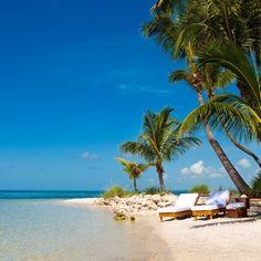 13 Outrageously Romantic Beach Getaways for Valentine's Day: Little Palm Island, Florida. Coastalliving.com