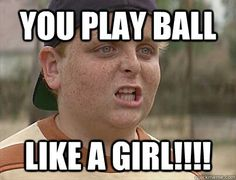 The Sandlot Roast session against the other team