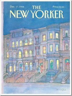Las portadas más curiosas de The New Yorker