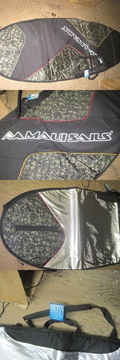 Windsurfing 2920: Windsurfing Mauisails Single Board Bag.255Cmx70cm.New BUY IT NOW ONLY: $85.0