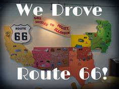 Follow us along the ultimate American road trip - Route 66 - from Illinois to California and see the route as we did, and learn a few tips along the way!
