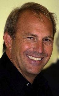 Kevin Costner smile