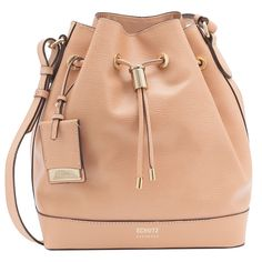 Bolsa saco couro - bege #michaelkors #panama #relojes #perfumes