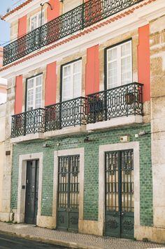 Lisbin, Portugal: Day 11  |  The Fresh Exchange