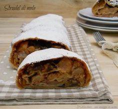 Strudel di mele, ricetta di Iginio Massari