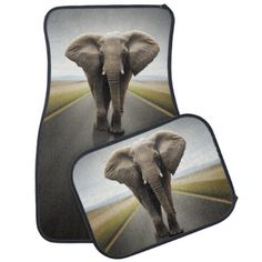 Elephant Trucker Car