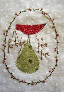 Time to Stitch: Anni Downs. Wool Embroidery, Christmas Embroidery, Cross Stitch Embroidery, Embroidery Ideas, Christmas Fashion, Christmas Love, Annie Downs, 23 November, Cross Stitch Needles