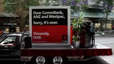 National Australia Bank: Break Up