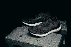 adidas Ultra Boost Uncaged Core Black/Dark Grey Heather Solid Grey/Grey Three