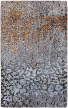 The new Mirage Collection from Surya is here! This wonderful piece looks more like artwork than an area rug! Great contemporary look for your home. (MIR-7003)