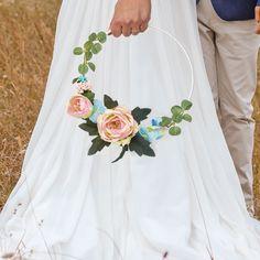 #bohowedding #boho #wreath #bohowreath #bohemianwreath Factory Design, Boho Wedding, Wreaths, Photos, Etsy, Vintage, Beautiful, Fashion, Ribe