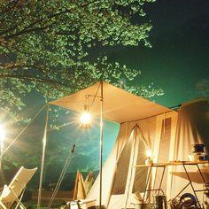 いいね!89件、コメント11件 ― Ritsukoさん(@ritsuchan028)のInstagramアカウント: 「私、二連ちゃんの飲み会旦那さん飲み会からの朝帰りでもキャンプ行かなすぎてストレス溜まってご機嫌ナナメの旦那さん初めての夕方inキャンプ…でも結果オーライ‼︎デイキャンプの人が帰るので桜の木の下に張ることができました初めてのお花見キャンプ…」