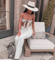 Summer Outfits, Girl Outfits, Cute Outfits, Fashion Outfits, Womens Fashion, Fashion Tips, Look Fashion, Luxury Fashion, Fashion Styles