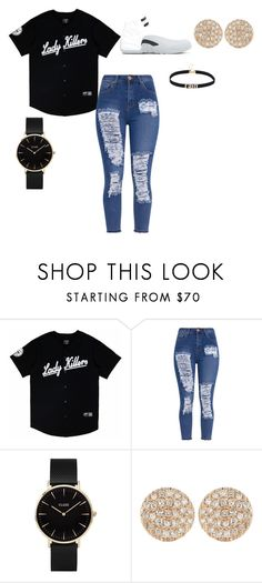 """Lady Killers"" by aminay2005 on Polyvore featuring CLUSE and Dana Rebecca Designs"