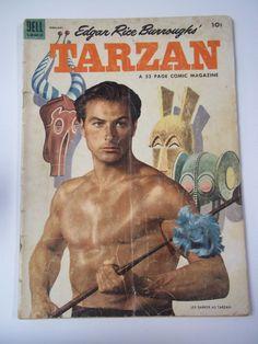 Dell Comics Edgar Rice Burroughs' Tarzan Vol. by SirKsCollectibles