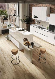 Awesome 48 Gorgeous Modern Kitchen Design Ideas https://roomaniac.com/48-gorgeous-modern-kitchen-design-ideas/