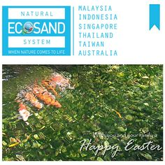 Ecosand Indonesia wishing you a happy Easter :)