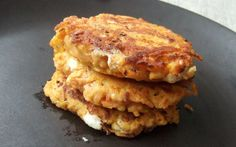 Gluten Free Recipes, Healthy Recipes, Actifry, Free Food, Feta, Cauliflower, Grilling, Food And Drink, Low Carb