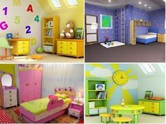 Cant wait to hand paint her playroom
