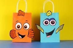 Buscando a Nemo/Buscando a Dory Bolsas de por SimplyMadewithSam