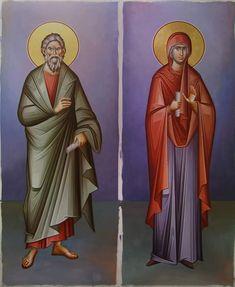 Byzantine, Fresco, Christ, Saints, Princess Zelda, Fictional Characters, Art, Persona, Art Background