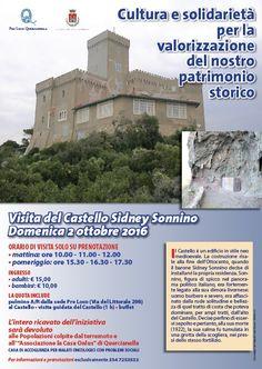 Visite Guidate Al Castel Sonnino - Livorno
