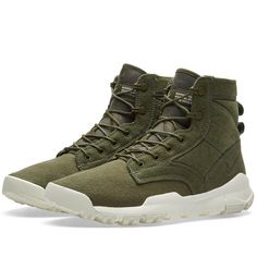 "Nike SFB 6"" Canvas Boot (Cargo Khaki & Sail)"