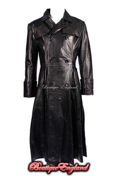Don Black Leather Jacket