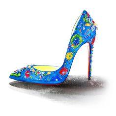 Shoe Illustrations