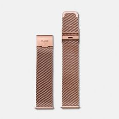 Strap 18 mm - Mesh Rose Gold