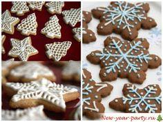 новогоднее имбирное печенье - Поиск в Google