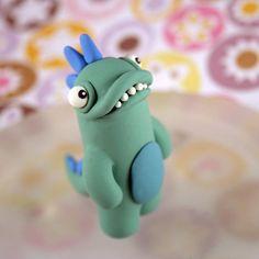 Monstruos de Plastilina   animales  plástico  cute