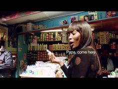 Naomi Campbell: Back In Brixton