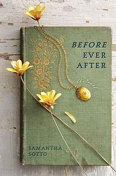 "Before Ever After by Samantha Sotto. Fans of ""The Time Travelers Wife"" and lovers of history will enjoy this modern fairy tale."