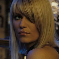 Ivana Miličević as Valenka in Casino Royale, 2006.