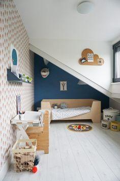 Fantastic Attic bedroom australia,Victorian attic renovation and Attic room mini. Attic Playroom, Attic Rooms, Attic Spaces, Garage Attic, Attic Renovation, Attic Remodel, Kids Boy, Attic Wardrobe, Attic Closet