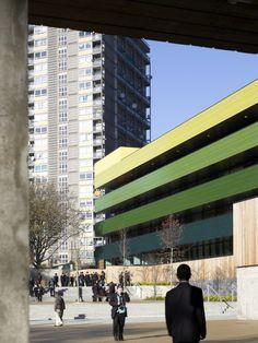 Westminster Academy / Allford Hall Monaghan Morris