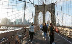 Whether you're going to cross it or just spend time staring at it, you'll find everything you need to know about the Brooklyn Bridge right here.