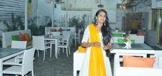Photos - Smitha launches TFL in Vijayawada