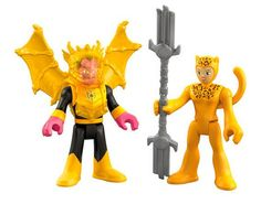 Toyriffic: Imaginext Cheetah, Sinestro, Red Robin, Man-Bat and Firestorm coming soon!