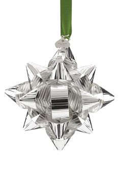 kate spade new york 'tacky bow' ornament available at #Nordstrom