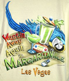Jimmy Buffet Margaritaville Las Vegas!!! My Favorite place and our 1st stop every time!!