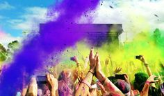 Holi Festival… the next big thing #bestoftheday #mindblown #createanything #bleepme