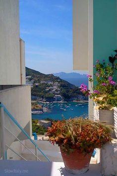 Isola di Ponza - Italia