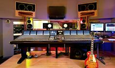 Autoproduction d'un projet musical : Studio ou Home Studio