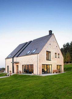 Najpiękniejsze domy jednorodzinne według architektów