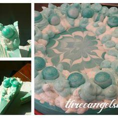 www.threeangelsinc.com Soap Cake, Luxury Soap, Bridal Shower, Angel, Instagram Posts, Wedding, Hilarious, Soap, Shower Party